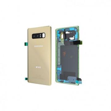 Vitre arrière (Back Cover)Galaxy SM-A70(A705F) Bleu