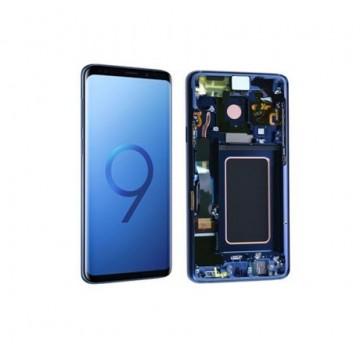 Vitre Arrière (Back Housing) Complet  iPhone XS Noir (Platinum)