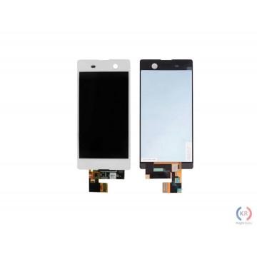 Écran(LCD)Sony Xperia M5 Blanc
