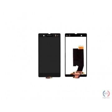 Écran(LCD)Sony Xperia Z Noir