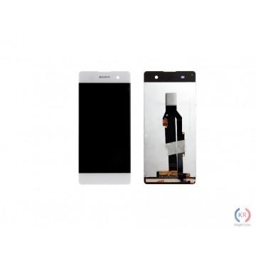 Écran(LCD)Sony XA Blanc