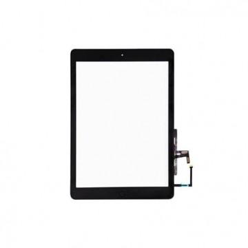 Vitre tactile iPad 5/Air Noir