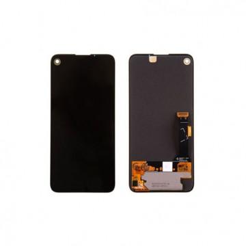 Ecran(LCD) Pixel 4A Platinum